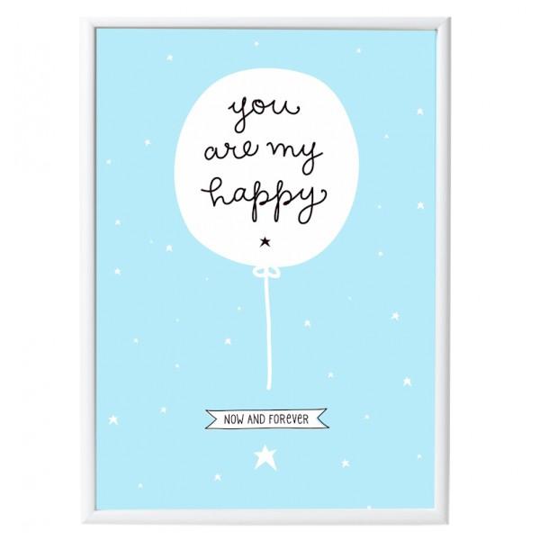 Plagát - My Happy A Little Lovely Company A Little Lovely Company