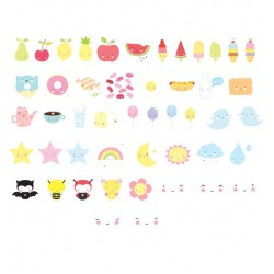 Lightbox symbol set - Kawai A Little Lovely Company