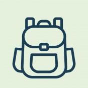 Batôžky, kufre a tašky