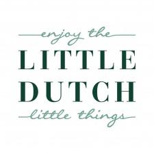 Nová značka: Little Dutch