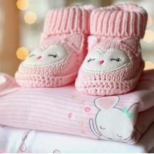 Chystáme sa do pôrodnice 2. časť: Čo potrebuje vaše bábätko?