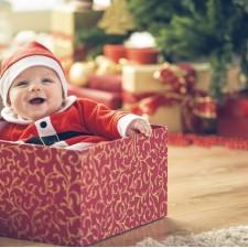 Tipy na vianočné darčeky pre deti a bábätká