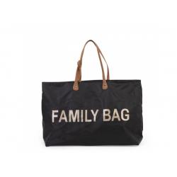 Cestovná taška Family Bag - Black Childhome