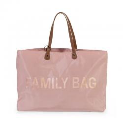 Cestovná taška Family Bag - Pink Childhome