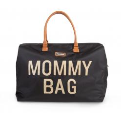 Prebaľovacia taška Mommy bag - Gold Childhome