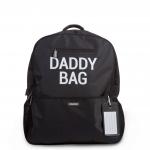 Prebaľovací batoh Daddy Bag - Black Childhome Babyvillage.sk