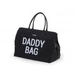 Prebaľovacia taška Daddy Bag Big - Black Childhome Babyvillage.sk