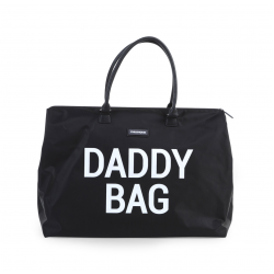Prebaľovacia taška Daddy Bag Big - Black Childhome