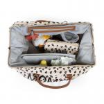 Prebaľovacia taška Mommy bag - Leopard Childhome CHILDHOME