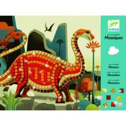 Penová mozaika - Dinosaury DJECO