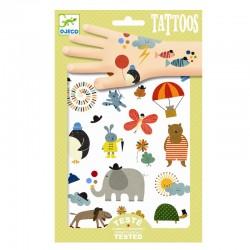Tetovačky - Príroda DJECO