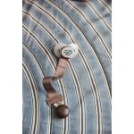 Klip na cumlík drevený - Chocolate Elodie Details