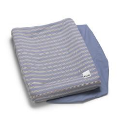 Obliečky na prebaľovaciu podložku 2 ks - Sandy Stripe Elodie Details