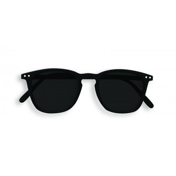 IZIPIZI 3-10r - JUNIOR #E BLACK detské slnečné okuliare