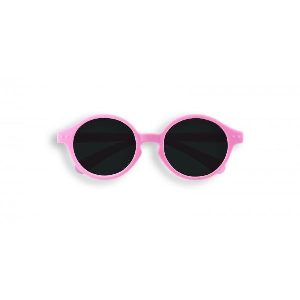 IZIPIZI 1-3r - SUN KIDS PASTEL PINK detské slnečné okuliare IZIPIZI