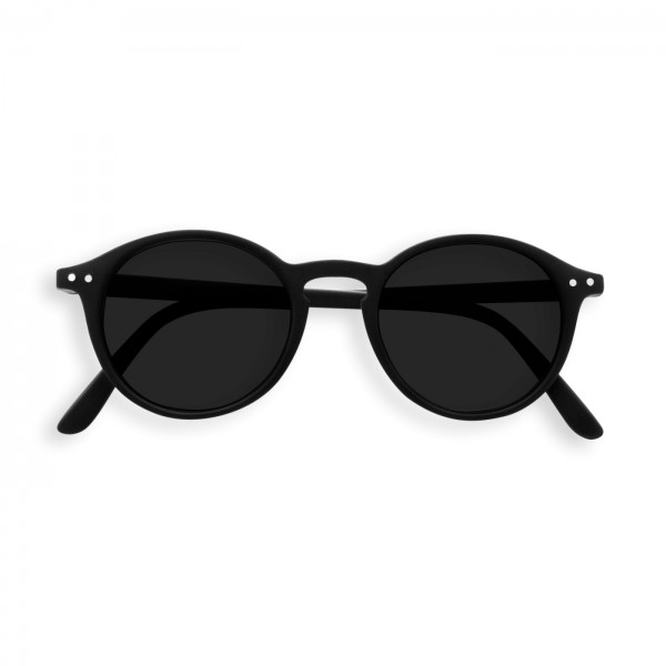 IZIPIZI pre dospelých #D Black - slnečné okuliare