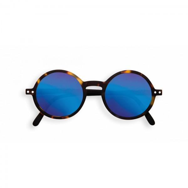 IZIPIZI 3-10r - JUNIOR #G Tortoise Mirror detské slnečné okuliare IZIPIZI