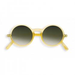 IZIPIZI pre dospelých #G Yellow Chrome - slnečné okuliare