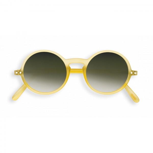 IZIPIZI pre dospelých #G Yellow Chrome - slnečné okuliare IZIPIZI