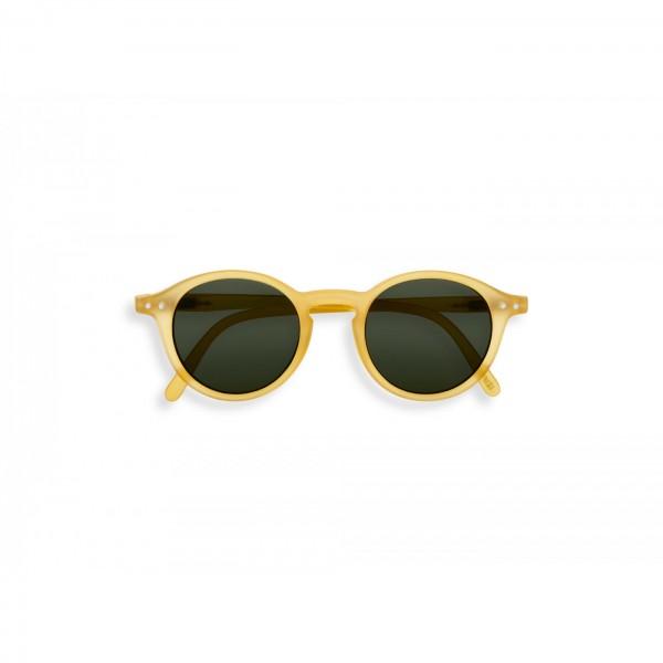 IZIPIZI 3-10r - JUNIOR #D Yellow Honey detské slnečné okuliare
