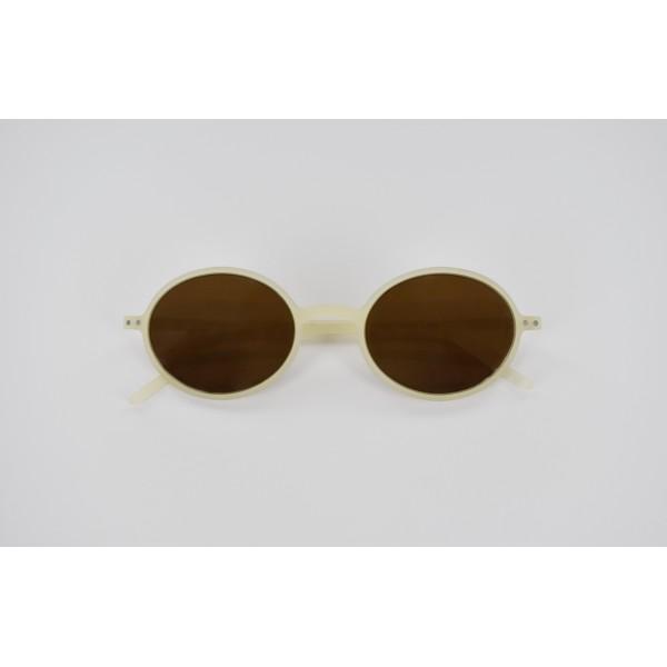 IZIPIZI SLIM pre dospelých Cream - slnečné okuliare