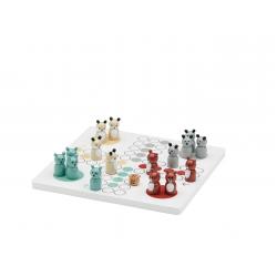 Drevená hra - Človeče nehnevaj sa Edvin Kids Concept