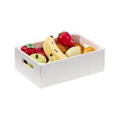 Drevená bednička s ovocím Kids Concept