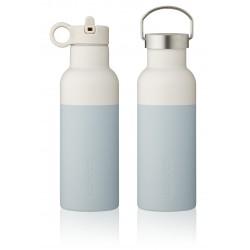 Fľaša Neo - Sea blue/Sandy mix Liewood