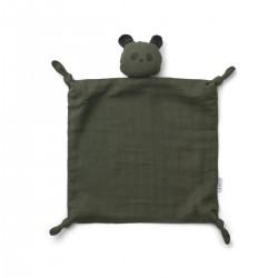 Mojkáčik Panda - Hunter green Liewood
