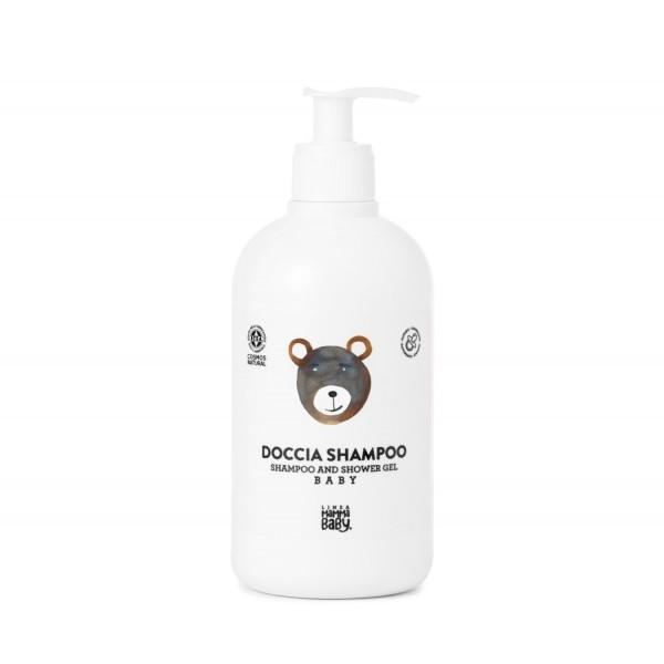 Detský sprchový gél a šampón - Linea Mamma Baby Linea Mamma Baby