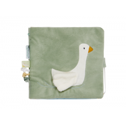 Plyšová knižka - Goose Little Dutch