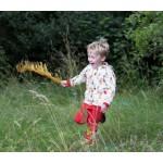 Detská mikina s kapucňou - Tiger Little Green Radicals - Výpredaj Little Green Radicals