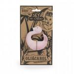 Hryzátko a hračka Sky The Flamingo Bracelet OLI & Carol OLI & CAROL
