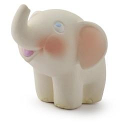 Hryzátko a hračka Nelly the Elephant OLI & CAROL