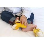 Hryzátko a hračka Ana Banana OLI & CAROL