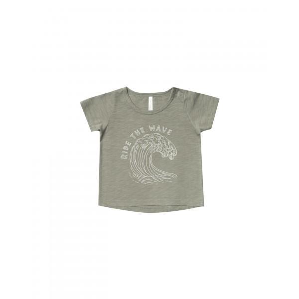 Detské tričko s krátkym rukávom Ride the wave Rylee and Cru