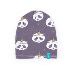 Bavlnená detská čiapka - Panda Organic TITOT