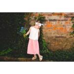 Mušelínová sukňa - Blue Sky TITOT TITOT