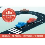 Flexibilná cesta - Set 12 ks Ringroad Waytoplay
