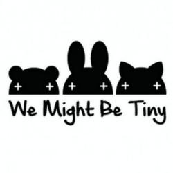 We Might Be Tiny Babyvillage.sk