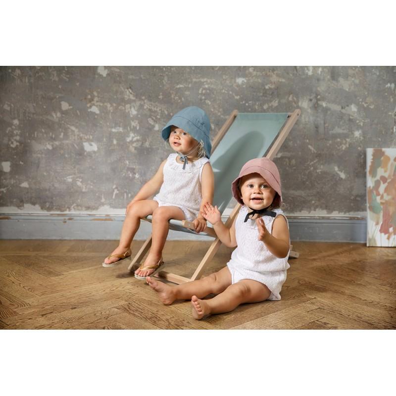 b482c228e Detský klobúk Tender Blue Elodie Details | Babyvillage.sk