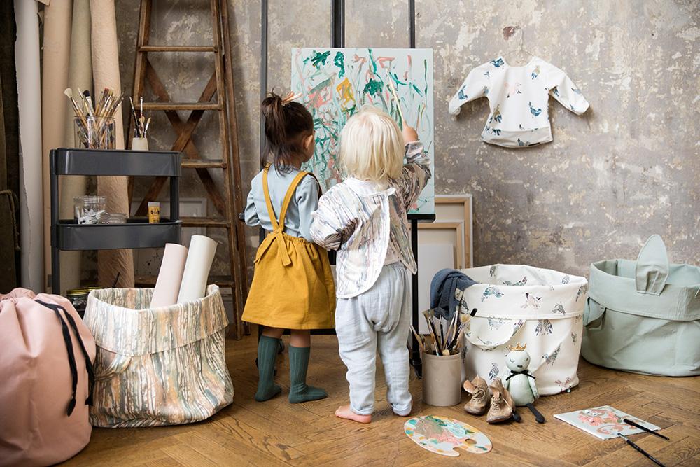 Nová kolekcia je vzdaním pocty kreativite. Kladie dôraz na naivný 135e0062084